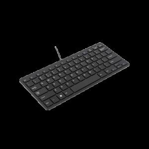 ergo compact toestenbord zwart